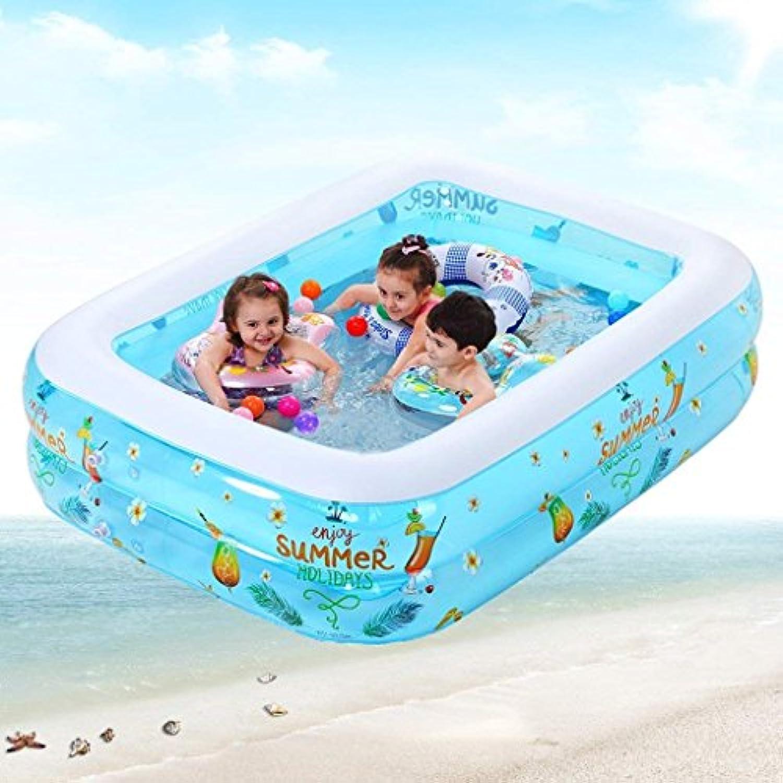 GZ Badewanne Family Deluxe Pool Aufblasbares Spiel Pool Vaterschaftsspiel Ocean Pool Play Pool Spiel Pool