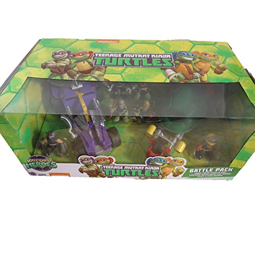 Nickelodean Teenage Mutant Ninja Turtles...