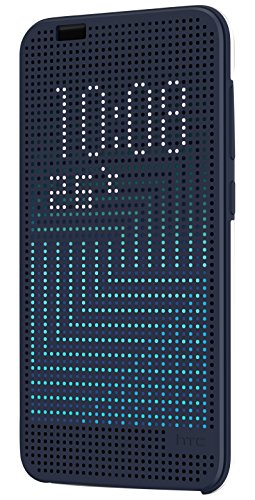 HTC Dot View Case für HTC One A9 Obsidian
