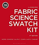 J.J. Pizzuto's Fabric Science Swatch Kit: Bundle Book + Studio Access Card by Ingrid Johnson (2015-09-24)
