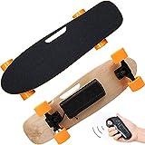 初心者や都市通勤者のために建てられた電動スケートボード、コンプリートミニクルーザースケートボード、キッズガールズボーイズ中学生大人青少年のための電気基板