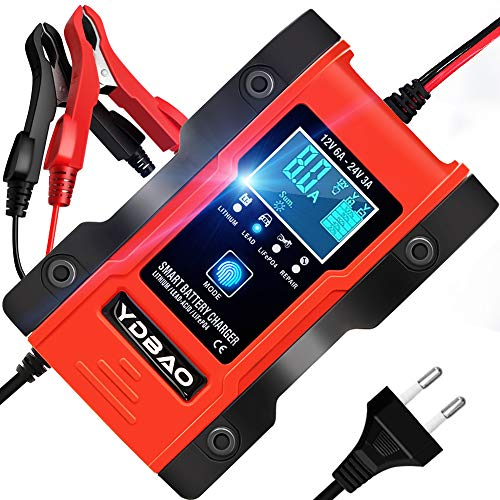 YDBAO Chargeur de Batterie Intel...