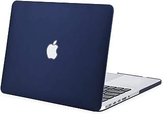 MOSISO Funda Dura Compatible con MacBook Pro 13 Retina A1502 / A1425 (Versión 2015/2014/2013/fin 2012), Ultra Delgado Carc...
