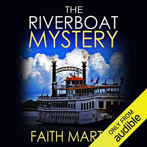 The Riverboat Mystery cover art