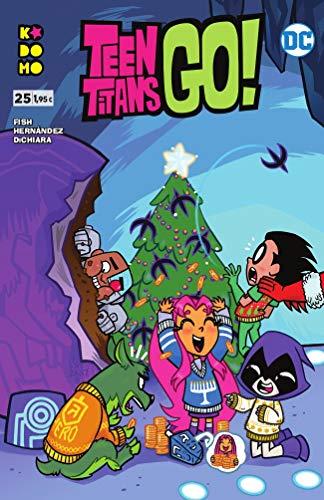 Teen Titans Go! núm. 25