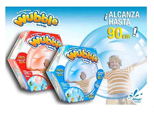 Wubble Bubble - Pelota Transparente (varios modelos)-BURBUJA