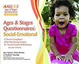 Ages & Stages Questionnaires®: Social-Emotional (ASQ:SE-2™): A Parent-Completed Child Monitoring System for Social-Emotional Behaviors