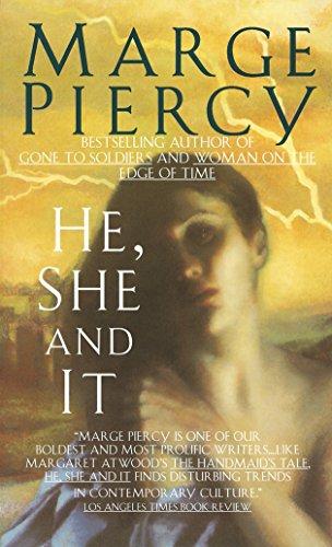 He, She and It: A Novel