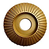 GROOMY Thorn Plate, Woodworking Grinding Wheel Rotary Disc S