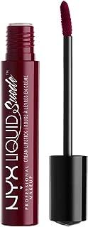 NYX PROFESSIONAL MAKEUP Liquid Suede Cream Lipstick, Vintage, 0.13 Fluid Ounce