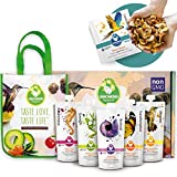 LEMONKIND Metabolism Booster 3 Day Hybrid Cleanse for Healthy Weight Loss Jumpstart, Detox, Improved Digestion & Increased Energy– Vegan, Non-GMO & Gluten-Free (Juice+Chewy Superfruit Combo)- 24 Pack