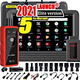 Launch X431 V PRO (2021 New 4.0 Version) Bi-Directional Scanner Full Systems Diagnostic Scan Tool 31+ Reset Functions Key Program, Variant Coding, AutoAuth,2 Years Update-EL50448 as Gift