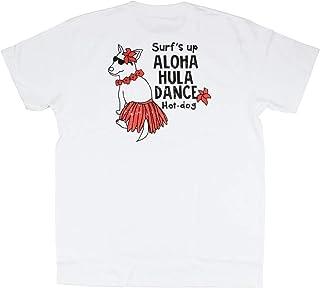 サーフズ アップ SURF'S UP レディース 半袖 Tシャツ (レディース/ホワイト) 192SU2ST107 ハワイアン雑貨 サーフブランド