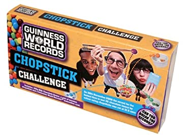 Guinness World Records Chopstick Challenge