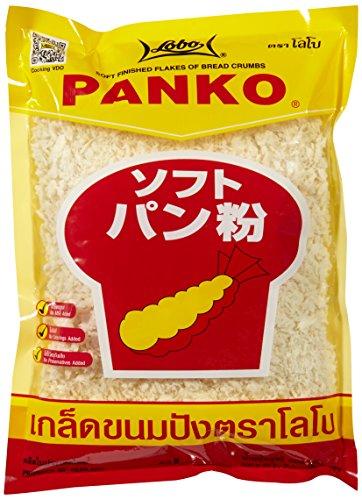 Lobo Crumbs Panko - Pacco da 12 x 210 g