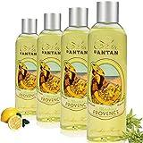 Un Air d'Antan 4er Set (1 GRATIS) – Duschgel Provence mit Bio Verbena - Parfum Verbena,...