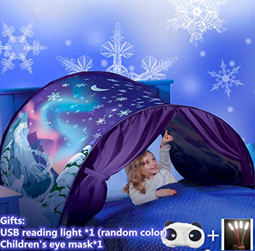 Bed Tents for Boys Pop Up Tents for Kids,Children's Tents, Game Tents Indoor, Children's Playrooms, Boys and Girls Christmas Birthday Gifts