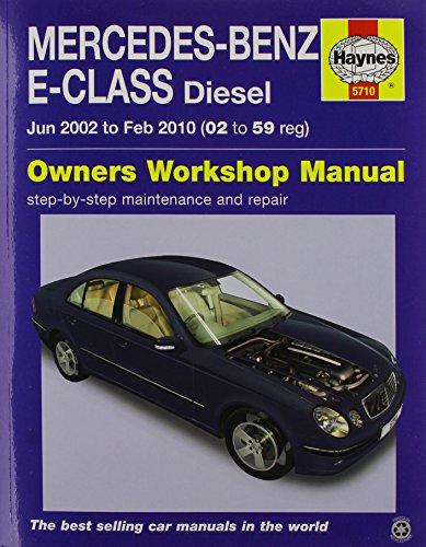 Randall, M: Mercedes-Benz E-Class Diesel (Jun '02 - Feb '10)