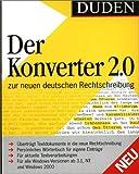 Duden - Der Konverter 2.0 -