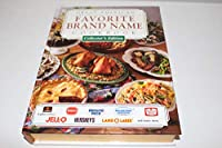 Great American Brand Name Cookbook (Collector's Edition) 1561737984 Book Cover