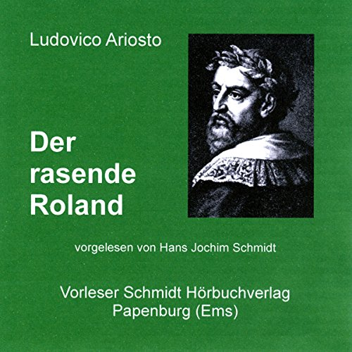 Der rasende Roland audiobook cover art