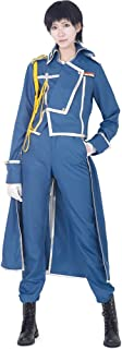 Men's Roy Mustang Cosplay Costume