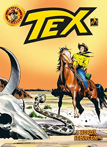 Tex edição em cores Nº 037