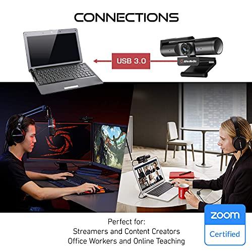 AverMedia PW513 - USB 3.0 Webcam