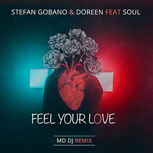 Stefan Gobano, Doreen & MD DJ
