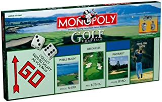 Best golf monopoly board game Reviews