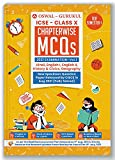 Chapterwise MCQs Book for ICSE Class 10 Semester I Exam 2021 : 2000+ New Pattern Questions (Hindi, English I, English II, History & Civics, Geography)