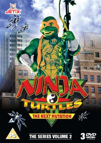 Ninja Turtles - The Next Mutation Vol. 2 2 DVDs Alemania ...