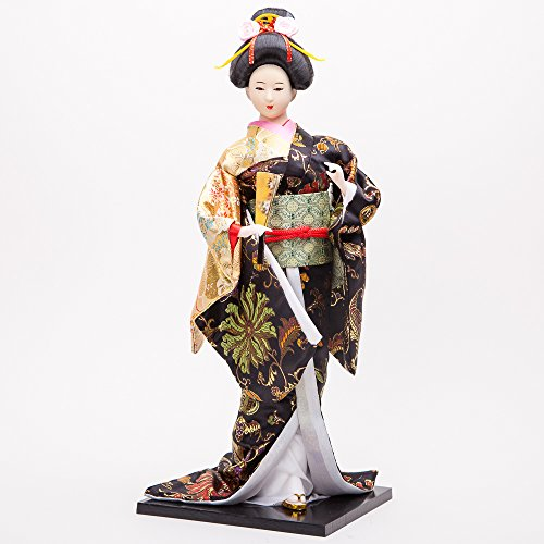 Top geisha doll 16 inches for 2021
