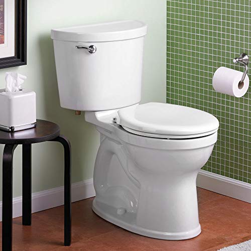 American Standard 211BA.104.020 Champion PRO Right Height Round Front 1.28 gpf Toilet Less Seat, White