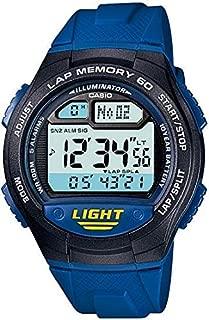 Casio Watch For Boys W-734-2A, Digital Display