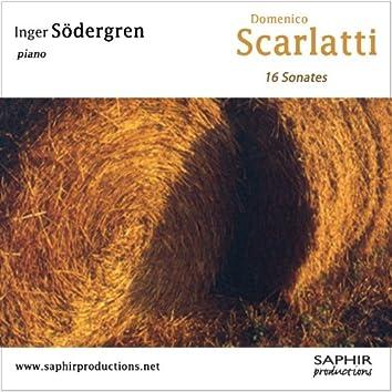 16 sonates