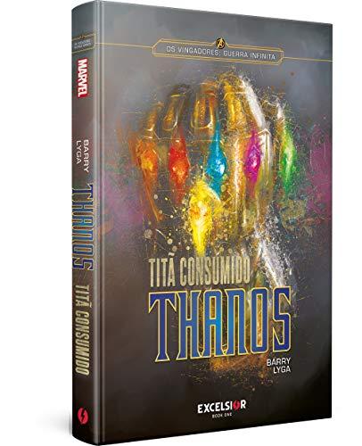 Os Vingadores Guerra Infinita: Thanos Titã Consumido