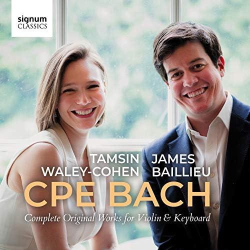 Tamsin Waley-Cohen & James Baillieu