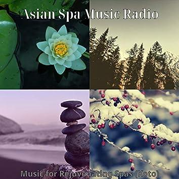 Music for Rejuvenating Spas (Koto)