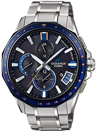 CASIO - Oceanus - OCW-G2000G-1AJF - Reloj con Bluetooth, GPS, radio, solar, para hombre (productos originales de Japón)