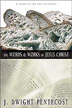 life and work of jesus christ
