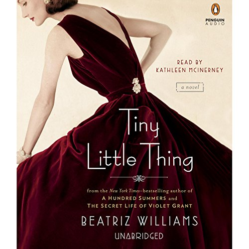 Tiny Little Thing audiobook cover art