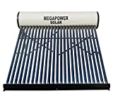 MegaPower Solar Water Heater
