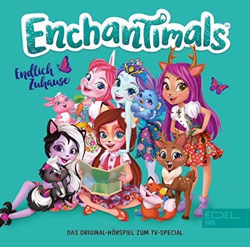 Enchantimals - Endlich Zuhause - Das Original-Hörspiel zum Film-Special