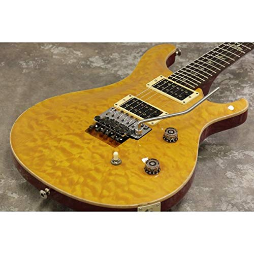 Paul Reed Smith Custom 24 10Top -Vintage Yellow