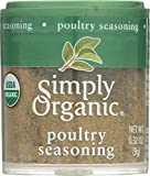 Simply Organic (NOT A CASE) Mini Poultry Seasoning