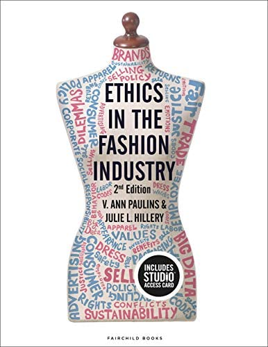 Ethics in the Fashion Industry Bundle Book Studio Access Card product image