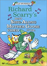 Richard Scarry's Best Sing-A-Long Mother Goose Video!