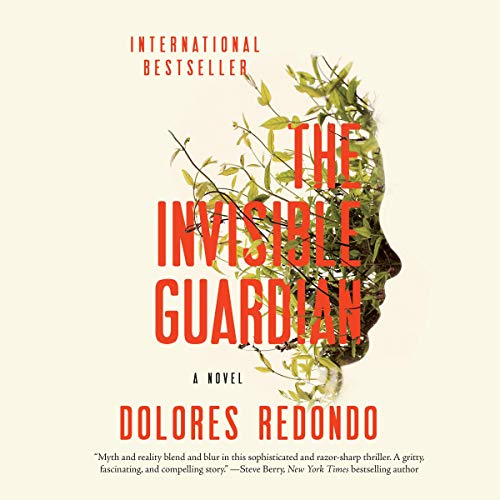 The Invisible Guardian audiobook cover art