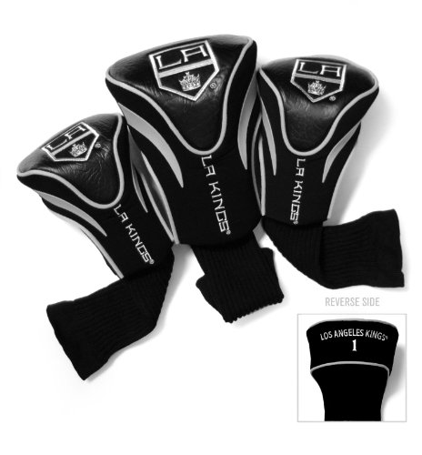 NHL kings contour golf headcovers